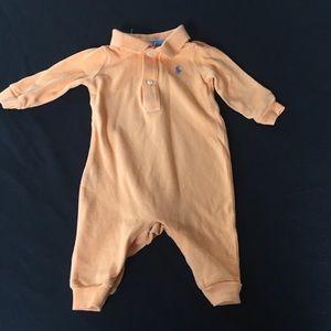 Ralph Lauren Infant Onepiece
